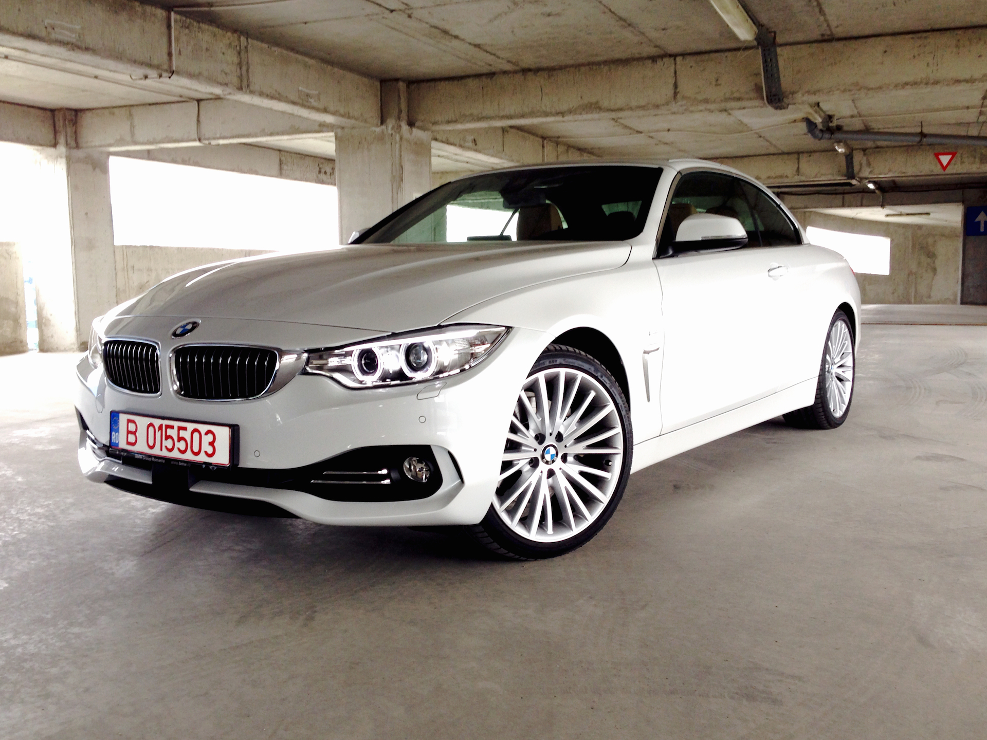 BMW 428i Convertible (2014)