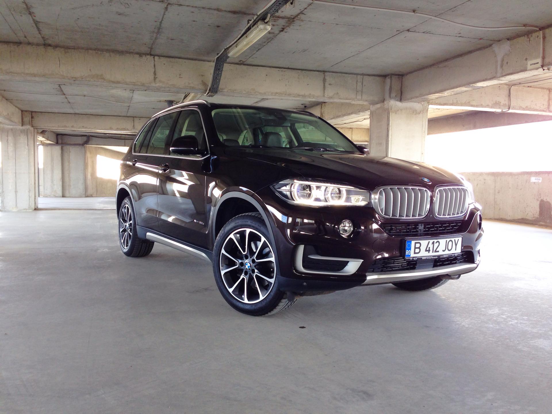 BMW X5 xDrive30d (2013)