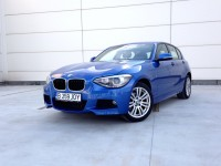 BMW 116d (2014)