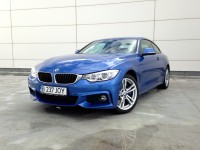 BMW 435i Coupe xDrive (2013)