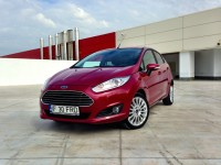 Ford Fiesta 1.0 EcoBoost Powershift (2013)