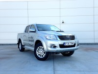 Toyota Hilux Double Cab Executive+ (2014)