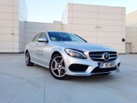 Mercedes-Benz C 220 CDI BLUETEC 7G-TRONIC PLUS (2014)
