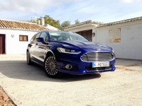 Ford Mondeo 1.5 EcoBoost (2014)
