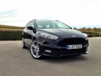Ford Focus ST Wagon (2014)