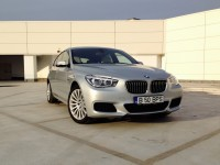 BMW 530d xDrive Gran Turismo (2014)