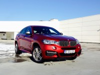 BMW X6 M50d (2014)