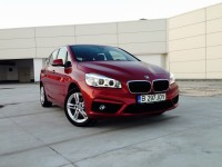 BMW 218d Active Tourer (2014)