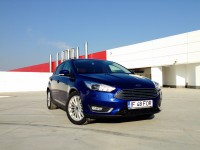Ford Focus 1.5 EcoBoost (2014)