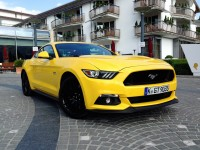 Ford Mustang Fastback GT 5.0 V8 (2015)