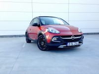 Opel ADAM ROCKS 1.0 TURBO 115 (2015)