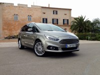 Ford S-MAX 2.0 EcoBoost 240 (2015)