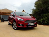Ford S-MAX 2.0 TDCi 180 (2015)