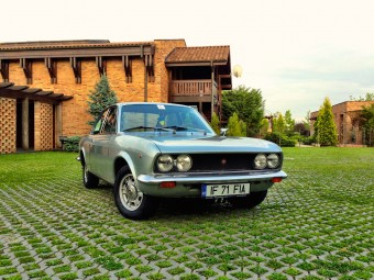 Fiat 124 Sport Coupe 1600 (1971)
