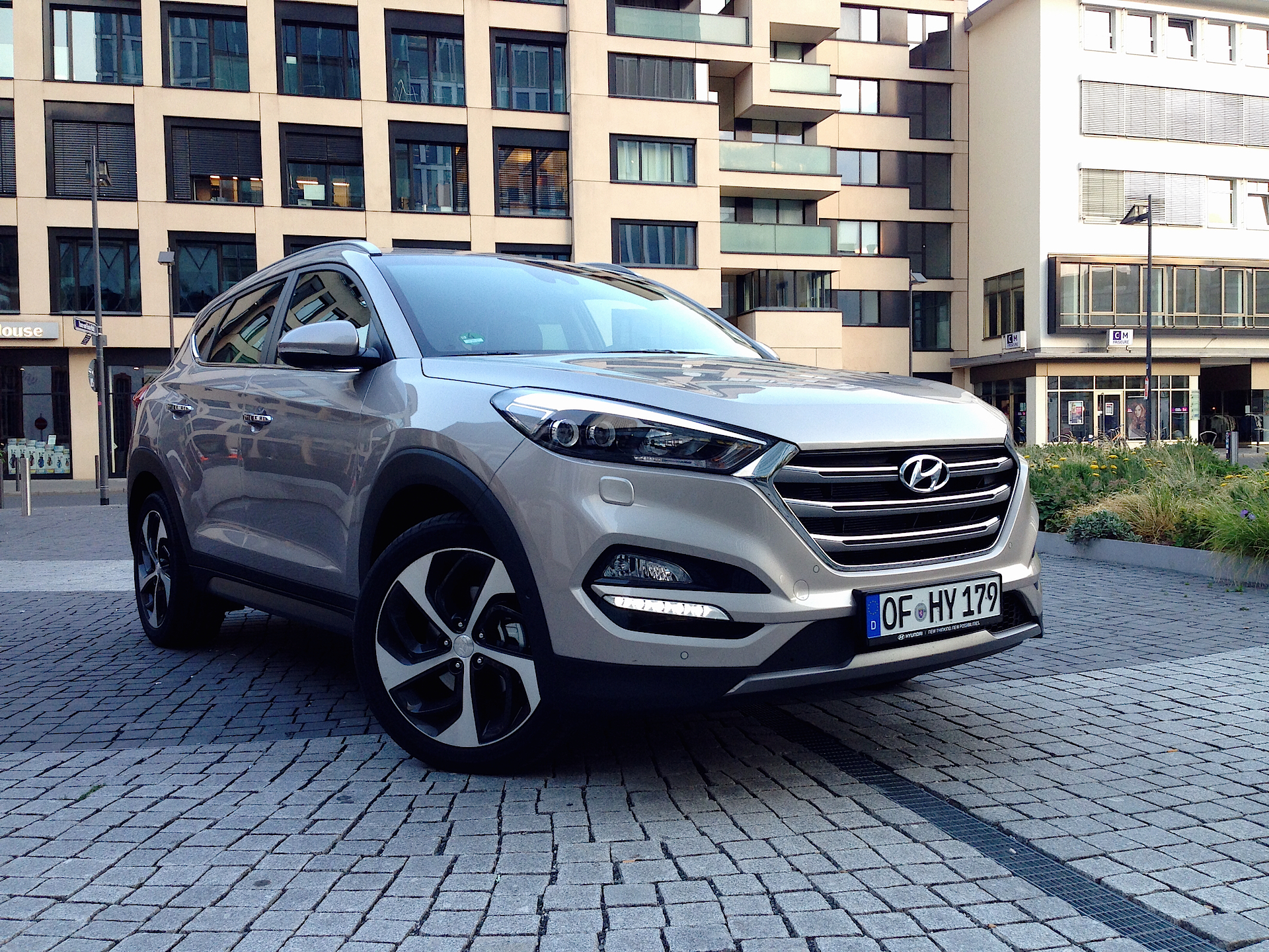 hyundai tucson 1 6 t gdi acceleration. Black Bedroom Furniture Sets. Home Design Ideas