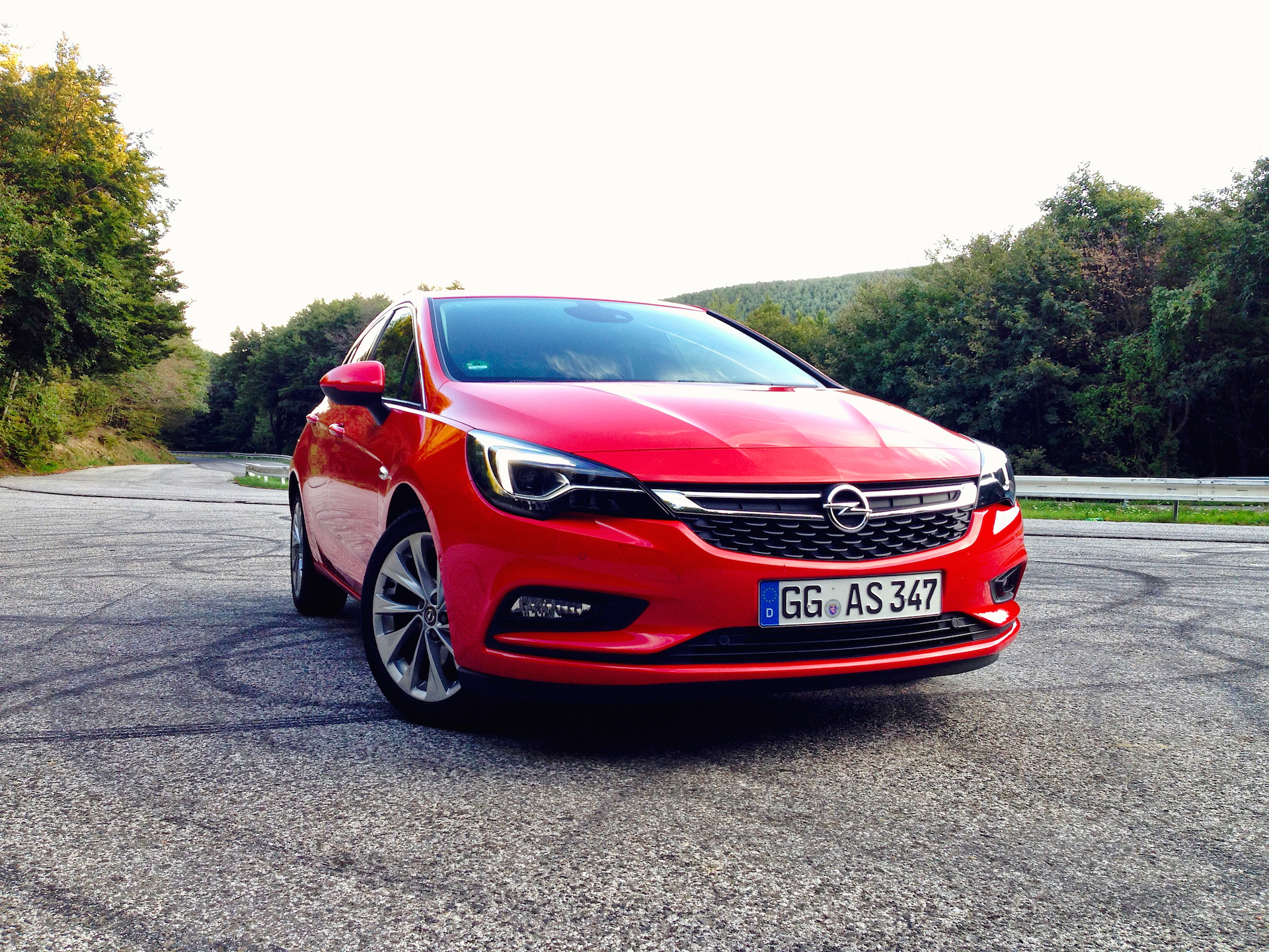 Opel Astra 2018 Sedan >> Opel Astra 1.6 CDTI acceleration - ThrottleChannel.com
