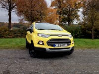 Ford EcoSport 1.0 EcoBoost 125 (2015)