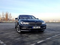 BMW 730d xDrive (2015)