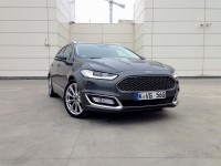 Ford Mondeo Vignale Sportbreak 2.0 TDCi 180 PowerShift (2015)