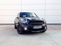 MINI Cooper S Countryman ALL4 AT (2014)