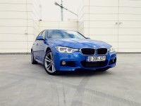 BMW 320d xDrive Sedan AT (2015)