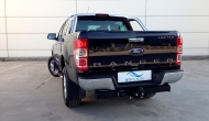 Ford Ranger Double Cab 2.2 TDCi 150 AT (source - ThrottleChannel.com) 07