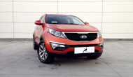 KIA Sportage 1.6 GDi (source - ThrottleChannel.com) 01