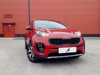 KIA Sportage 2.0 CRDi 185 AT (2016)