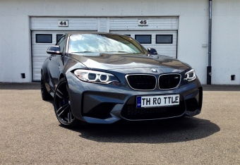 BMW M2 Coupe (2016)