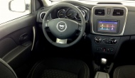 Dacia Sandero dCi 90 Easy-R (source - ThrottleChannel.com) 09