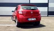 Dacia Sandero dCi 90 Easy-R (source - ThrottleChannel.com) 24