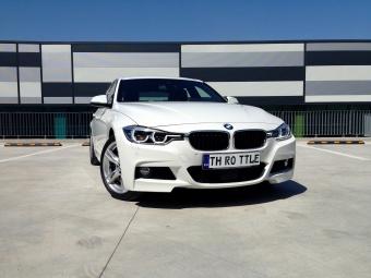 BMW 330e Sedan (2016)