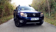 Dacia Duster dCi 110 EDC (source - ThrottleChannel.com)
