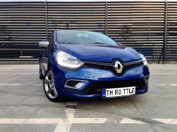 Renault Clio GT Line TCe 120 (2016)