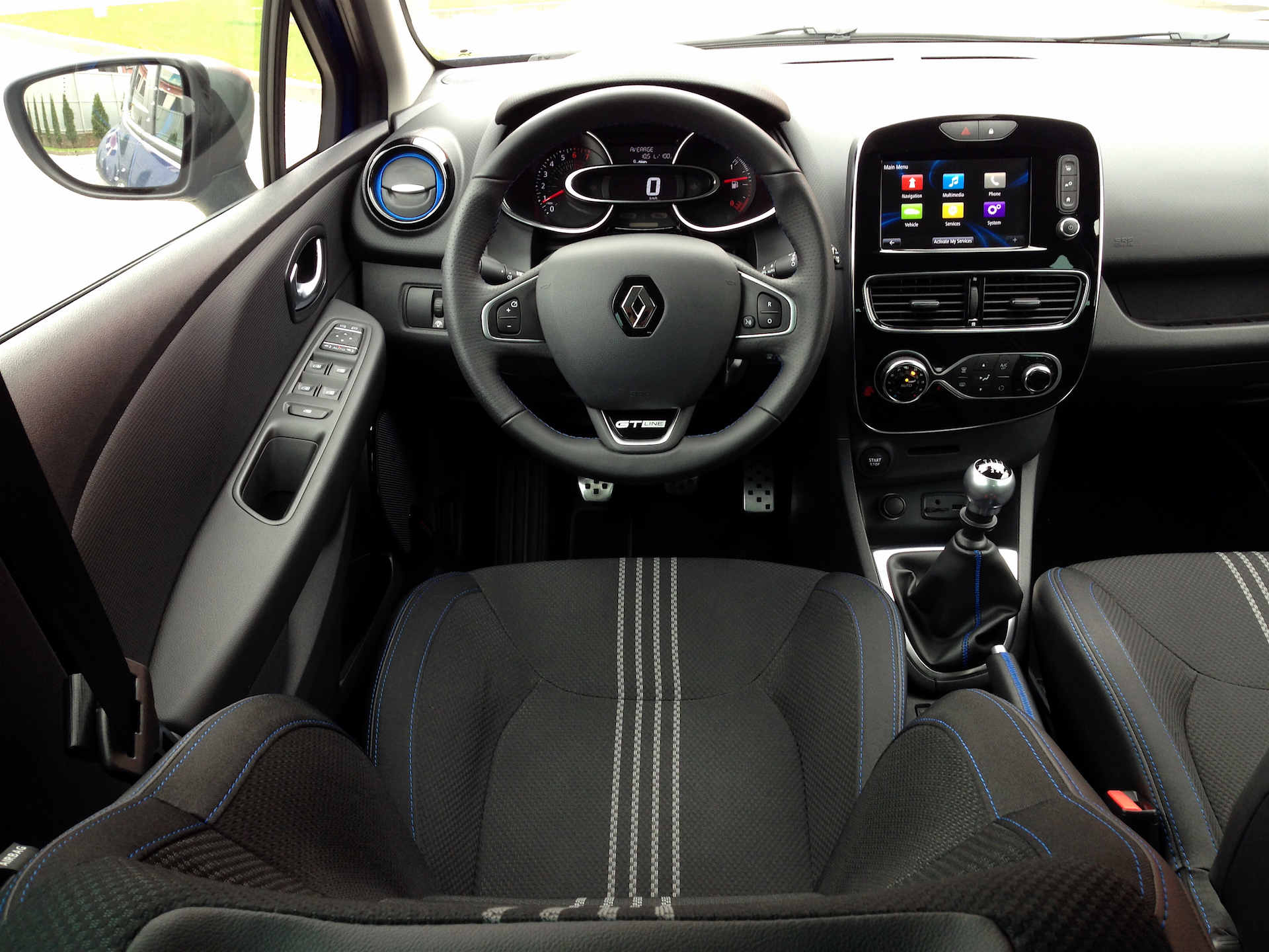renault clio gt line 120 edc review hands on expert reviews best car review. Black Bedroom Furniture Sets. Home Design Ideas