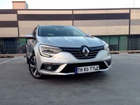 Renault Megane Estate dCi 130 (2016)