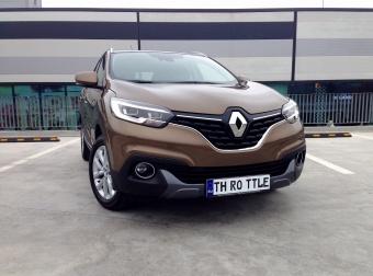 Renault Kadjar TCe 130 EDC (2016)