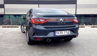 Renault Megane Sedan dCi 110 EDC (source - ThrottleChannel.com) 13