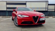 Alfa Romeo Giulia (source - ThrottleChannel.com) 02
