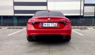 Alfa Romeo Giulia (source - ThrottleChannel.com) 10
