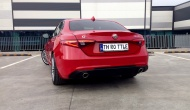 Alfa Romeo Giulia (source - ThrottleChannel.com) 11