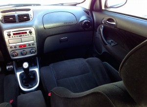 Alfa Romeo 147 1.6 TWINSPARK (source - ThrottleChannel.com) 13