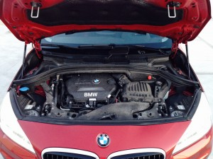 BMW 218d (source - ThrottleChannel.com) 07