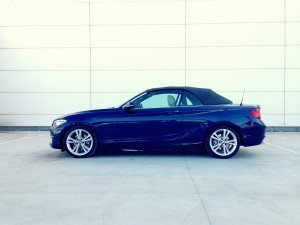 BMW 220d Convertible (source - ThrottleChannel.com) 17