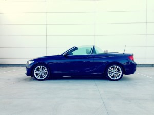 BMW 220d Convertible (source - ThrottleChannel.com) 18