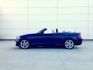 BMW 220d Convertible (source - ThrottleChannel.com) 19