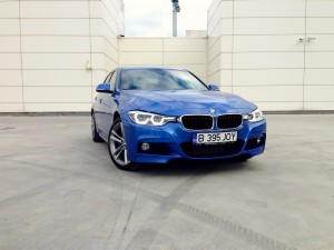 BMW 320d xDrive Sedan (source - ThrottleChannel.com) 01