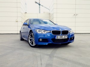 BMW 320d xDrive Sedan (source - ThrottleChannel.com) 02