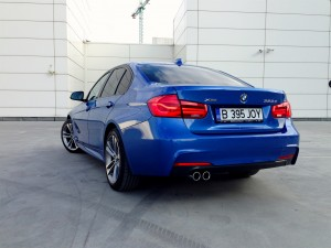 BMW 320d xDrive Sedan (source - ThrottleChannel.com) 06