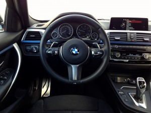 BMW 320d xDrive Sedan (source - ThrottleChannel.com) 16